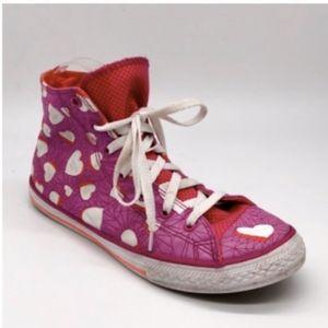 rebajas outlet productos de calidad mejor venta Converse Shoes | Chuck Taylor Valentine Hearts High Tops | Poshmark